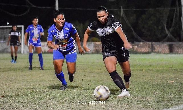 FUTEBOL FEMININO: campeonato Roraimense ocorreu em tiro curto com cinco clubes em Boa Vista