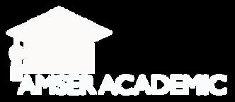 Logo AMSER Academic Blanco.png