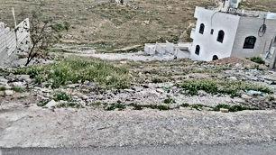 قطعة أرض  للبيع في الزرقاء الزواهرة شومر قريب من جامع الغفران من المالك مباشرة