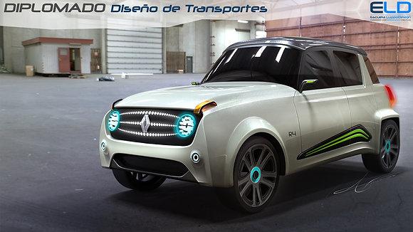 Diplomado diseño de transportes