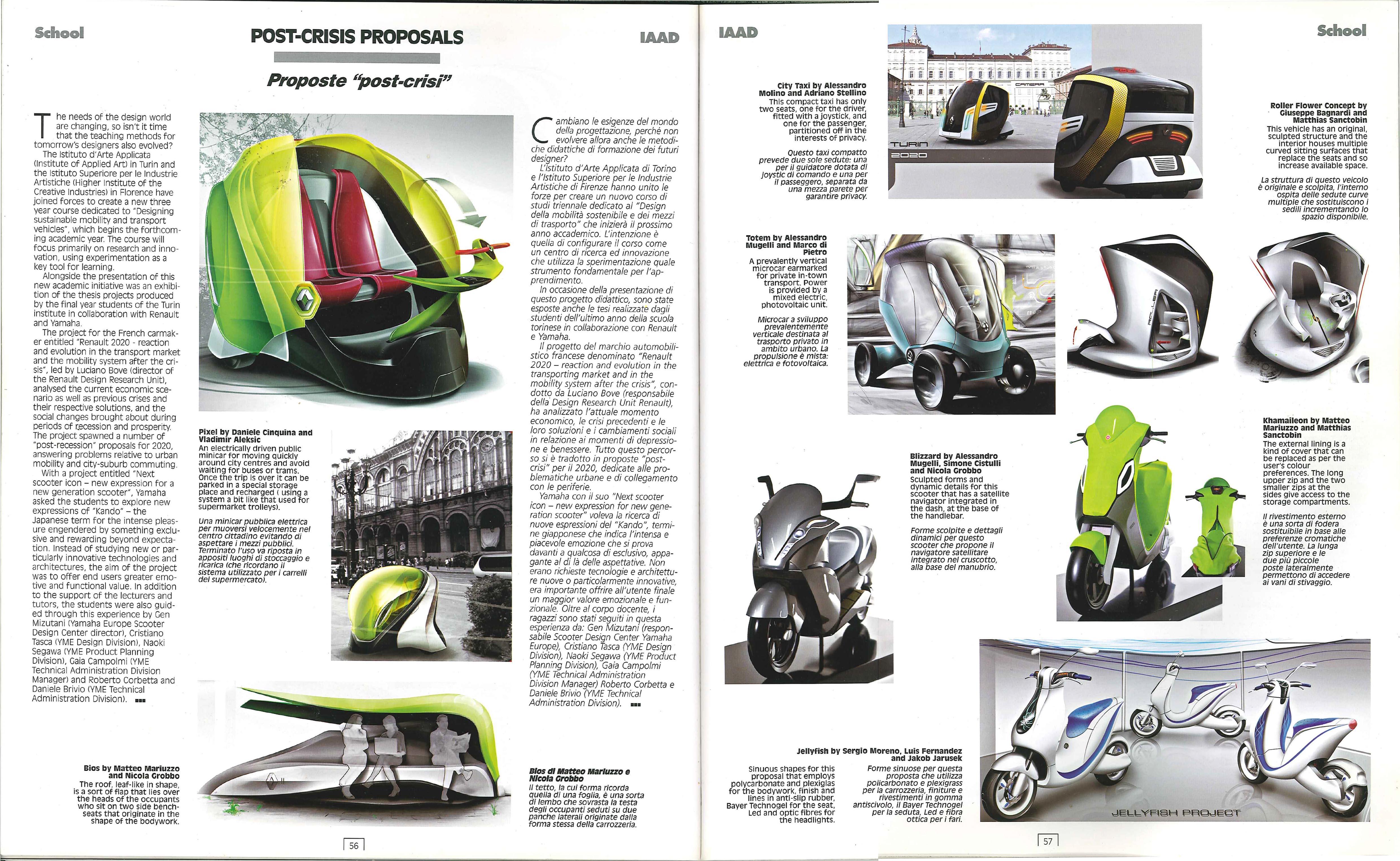 REVISTA AUTO & DESIGN