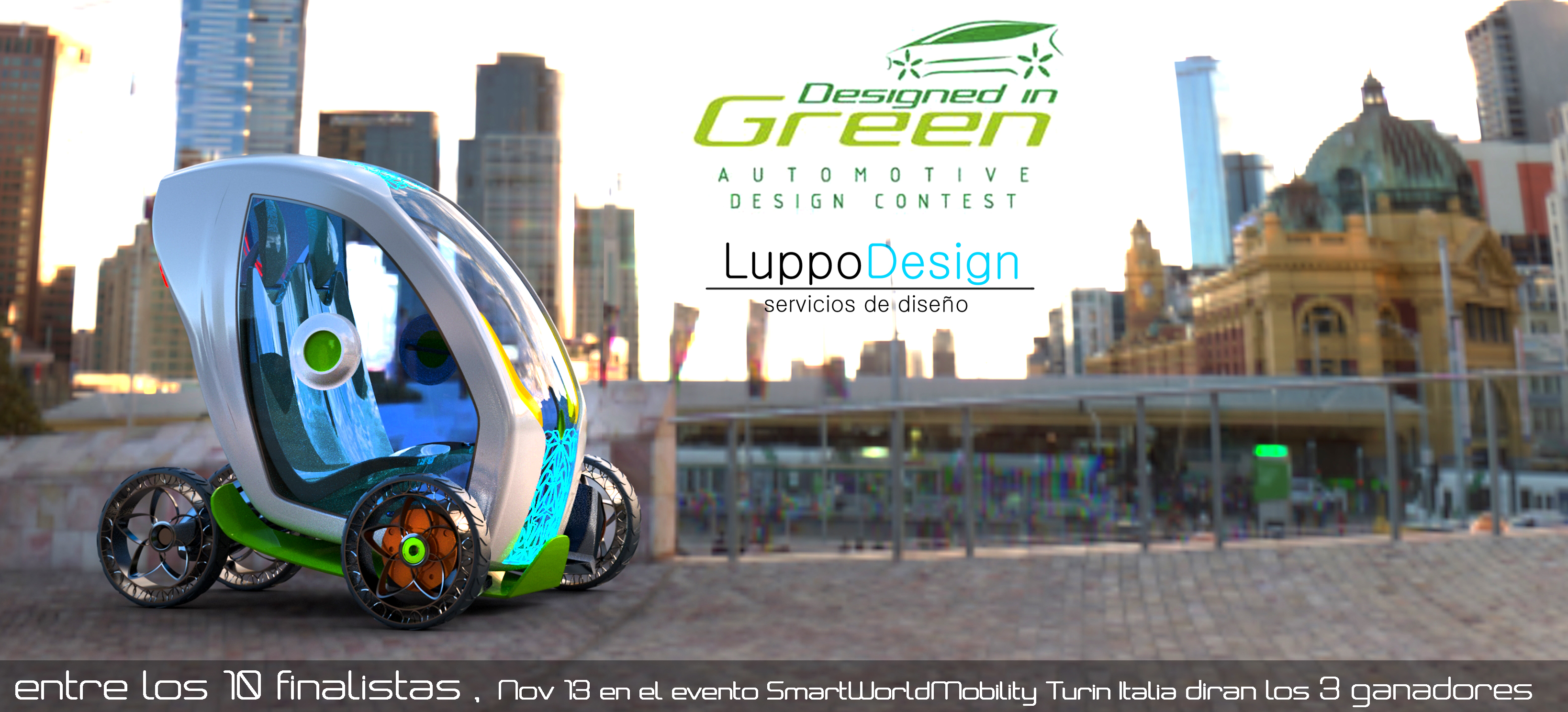 DESIGN IN GREEN GLOBAL CONTEST