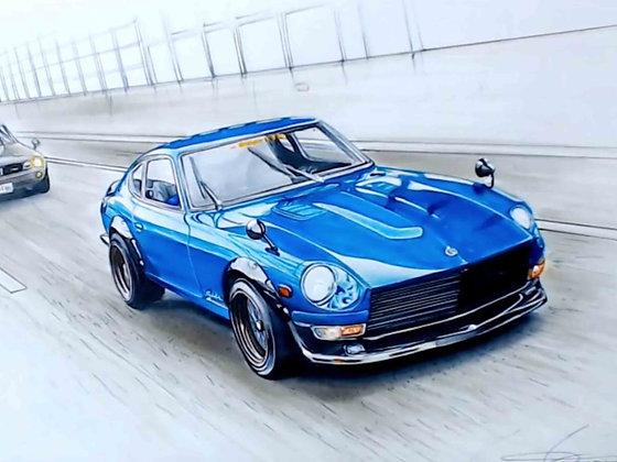 Nissan s30 Z 1973