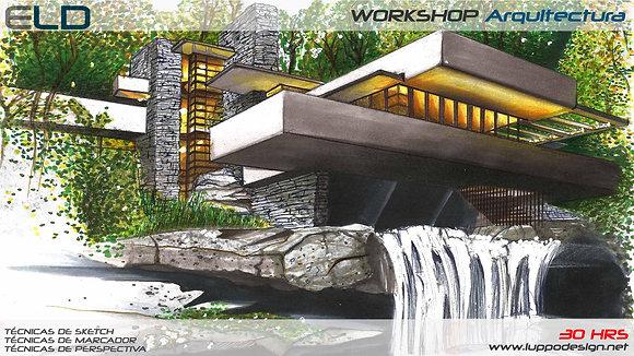Módulo Sketch y Revit / Arquitectura