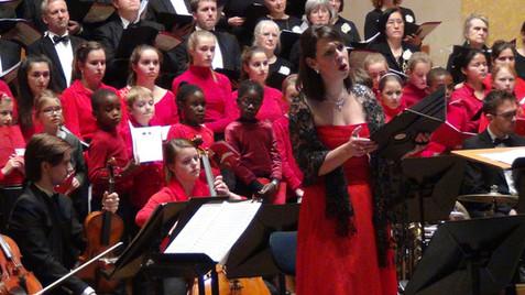 Brussels International Singers, Bruxelles, 2017