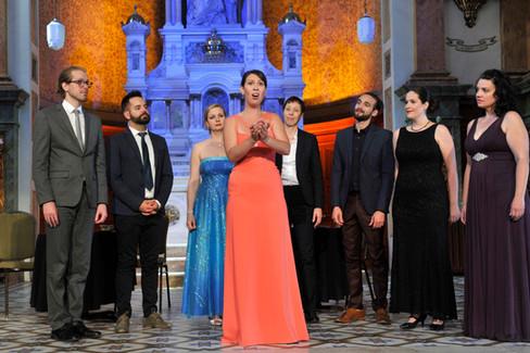 Festival d'opéra de Québec 2017, Viennoiseries musicales Ⓒ Louise Leblanc