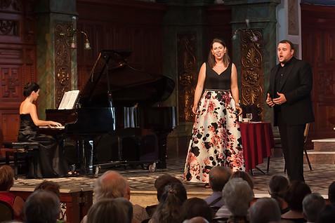 Festival d'opéra de Québec 2018, Viennoiseries musicales II