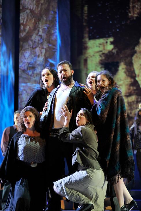 Carmen, Opéra de Québec, mai 2018Ⓒ Louise Leblanc