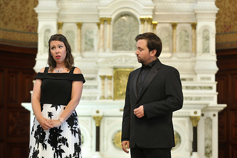 Festival d'opéra de Québec 2018, Tchaïkovsky et les Russes_Avec Hugo Laporte, baryton © Louise Leblanc