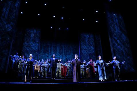 Anna (Nabucco, Opéra de Qc 2019) Ⓒ Louise Leblanc