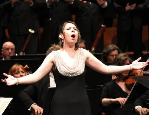 Orchestre symphonique de Québec, 2016, ©Catherine Musgrove
