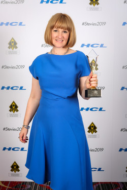 Stevie Award - Gold Solo Entrepreneur of the Year