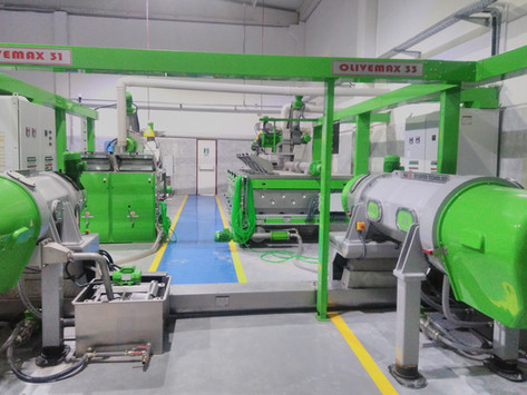 Our EVOO Mill