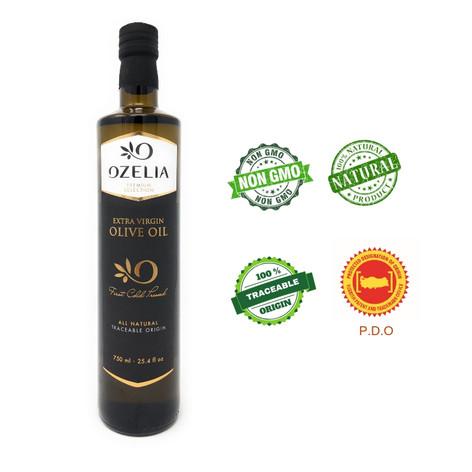 Ozelia Retail Packaging