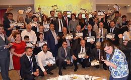 Ozelia has won season`s second Gold Award from the Zeytindostu International Quality Contest.