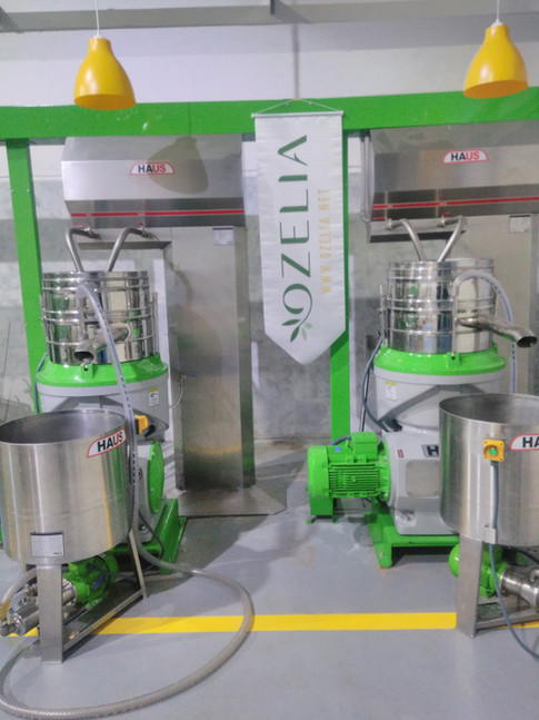 Cold pressed in our own mill for the best quaility!