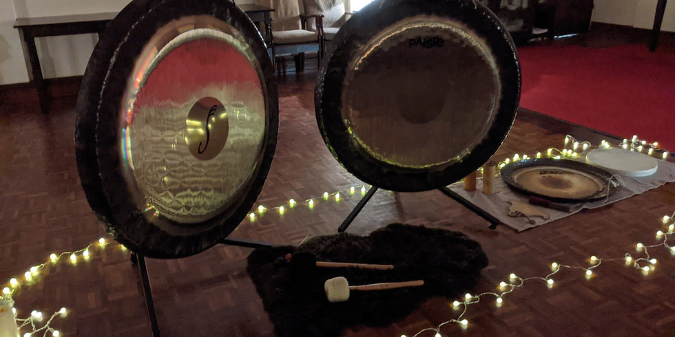 Llanfairfechan Gong Bath