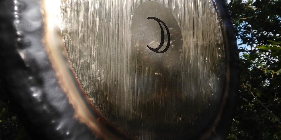 Full Moon Online Gong Bath