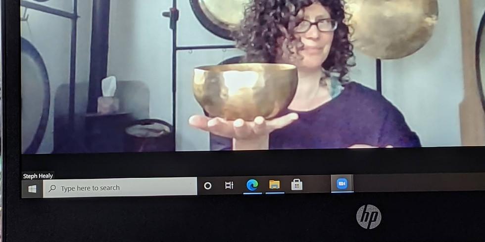New Moon Online Gong Bath