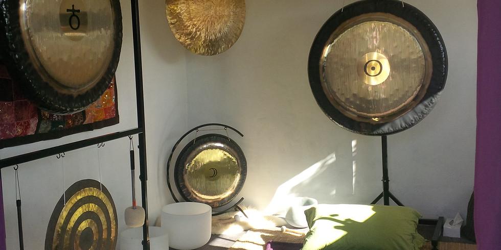 Sunday Morning Gong Bath (Online via Zoom)