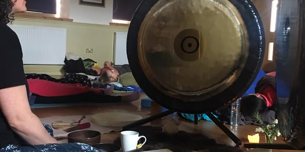 Yin Yoga and Sound Healing