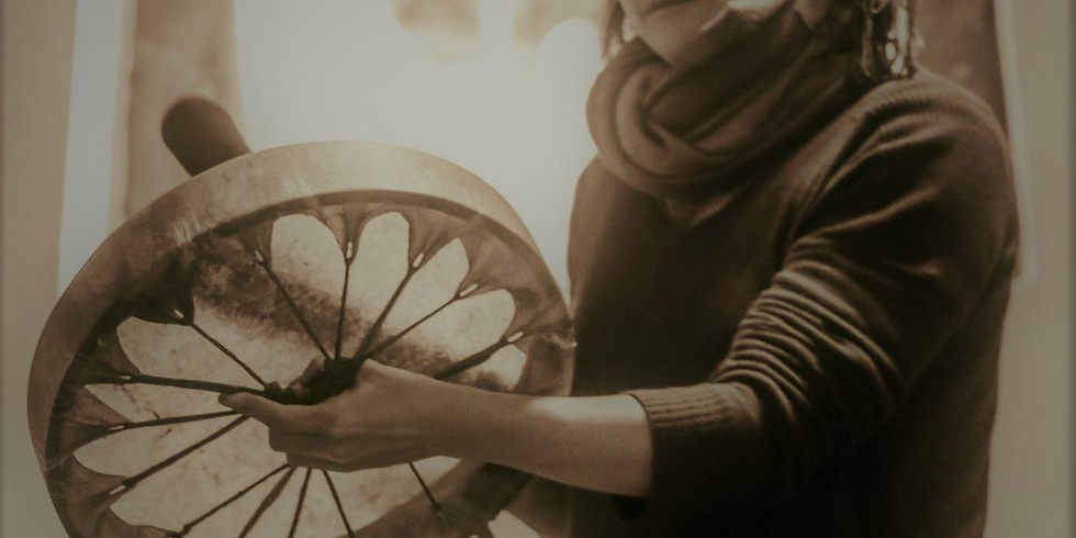 Gongs and Drum - Journeying with Sound