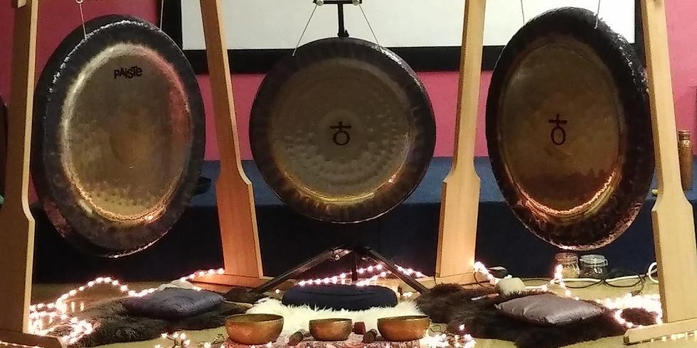 Rhuddlan Gong Bath
