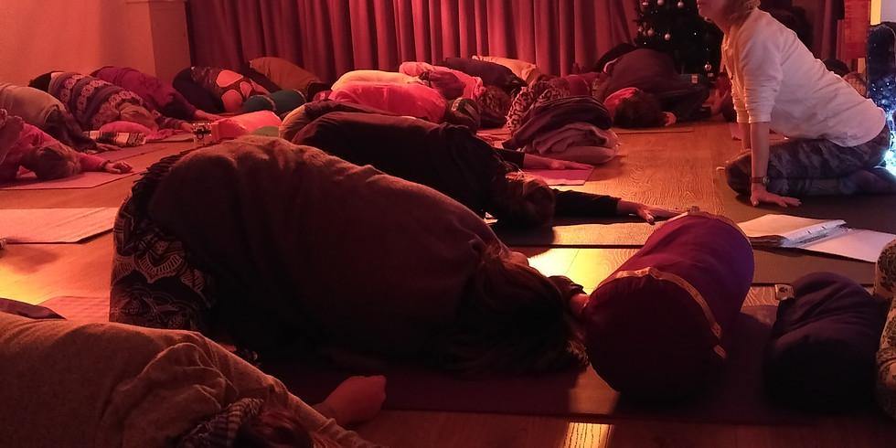Solstice Yin Yoga and Gong Bath, Source Yoga Studio