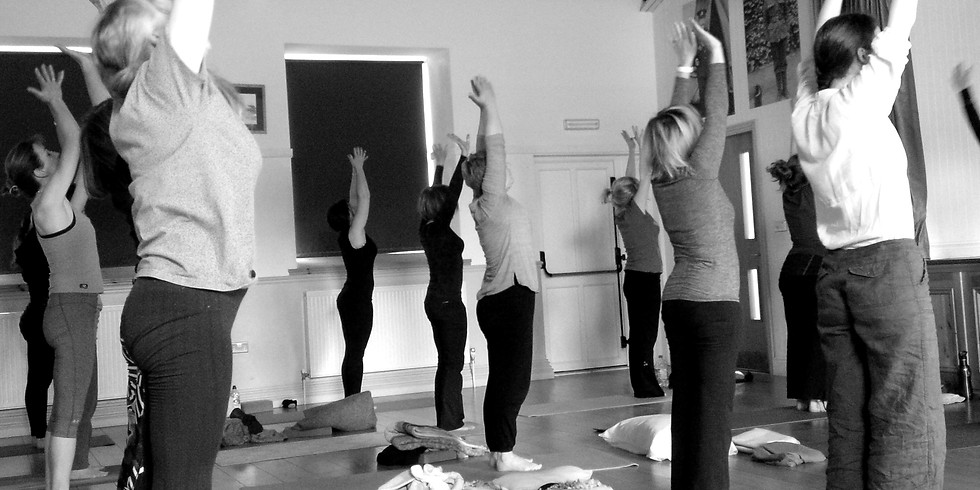 Yin Yoga with Mary and Gong Bath