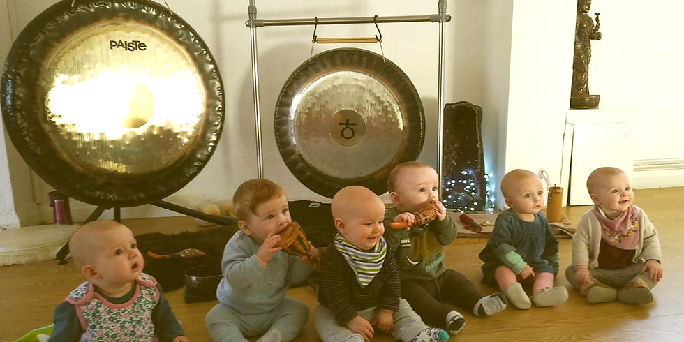 Baby/Toddler Gong Bath