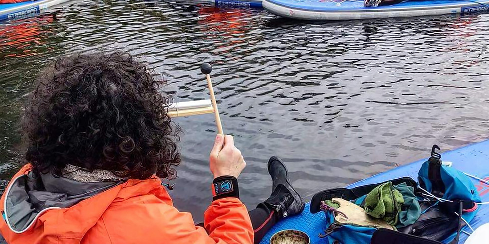 Pause and Reconnect SUP and Sound Retreat