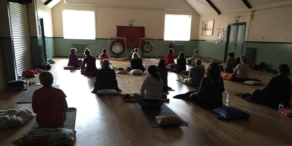 Yoga Flow and Sound Bath Journey