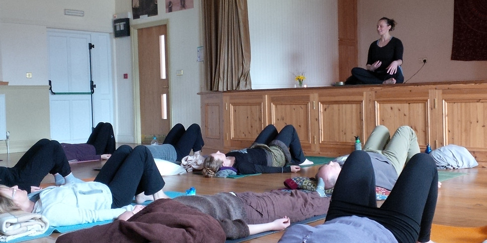 Yin Yoga with Mary and Sound