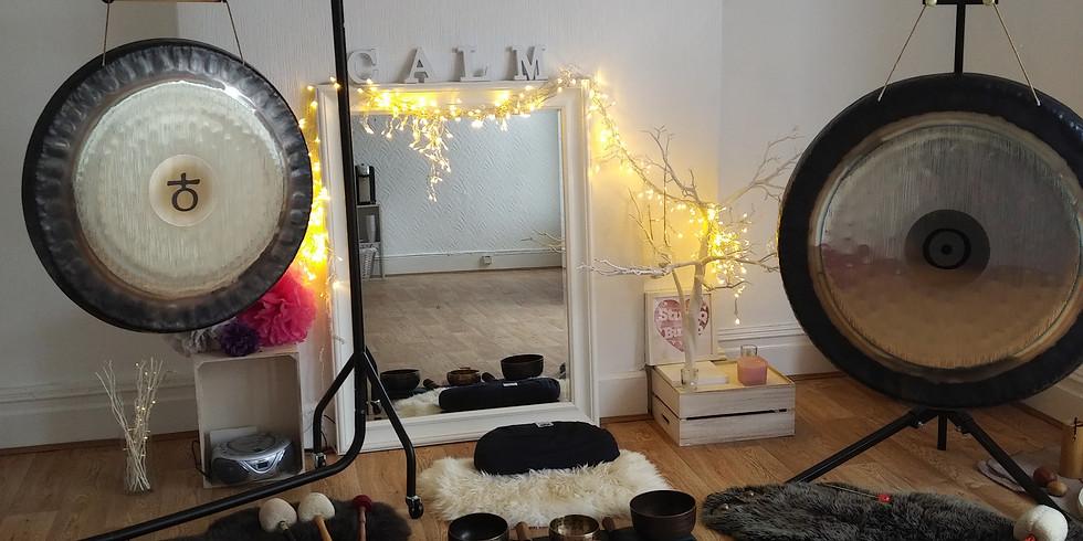 Studio Bump Gong Bath