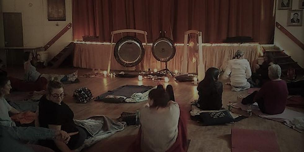Harlech Gong Bath