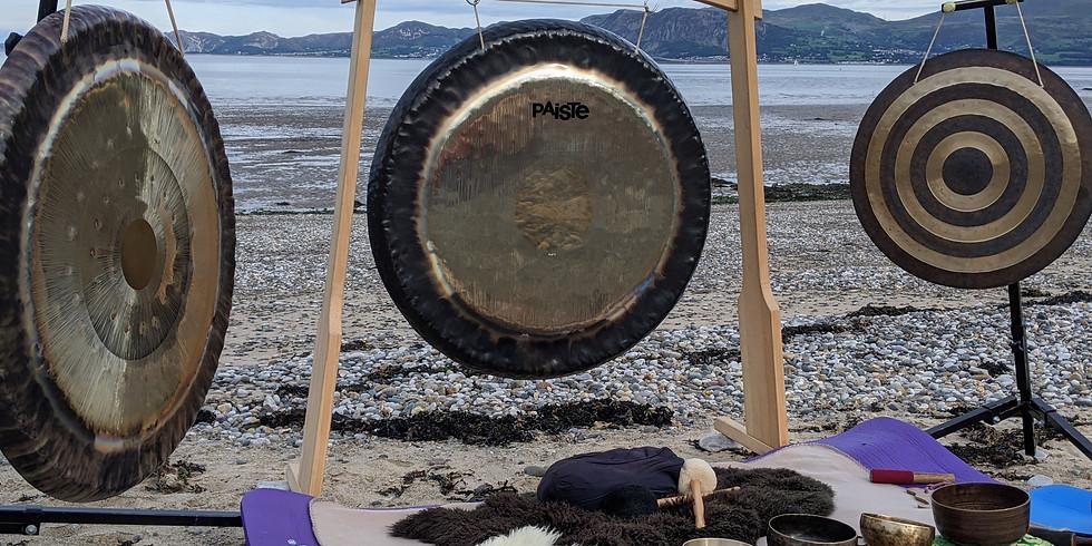 Online Gong Bath Meditation