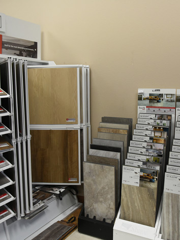 Luxury Vinyl Tile & Luxury Vinyl Plank