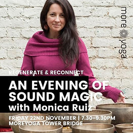 ✨ REGENERATE & RECONNECT - An evening of