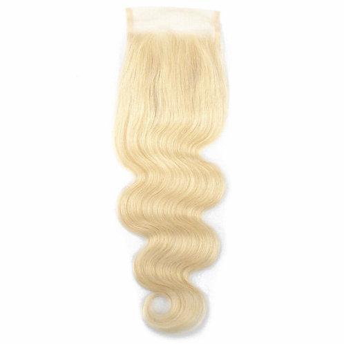 613 Raw Blonde Lace Closure