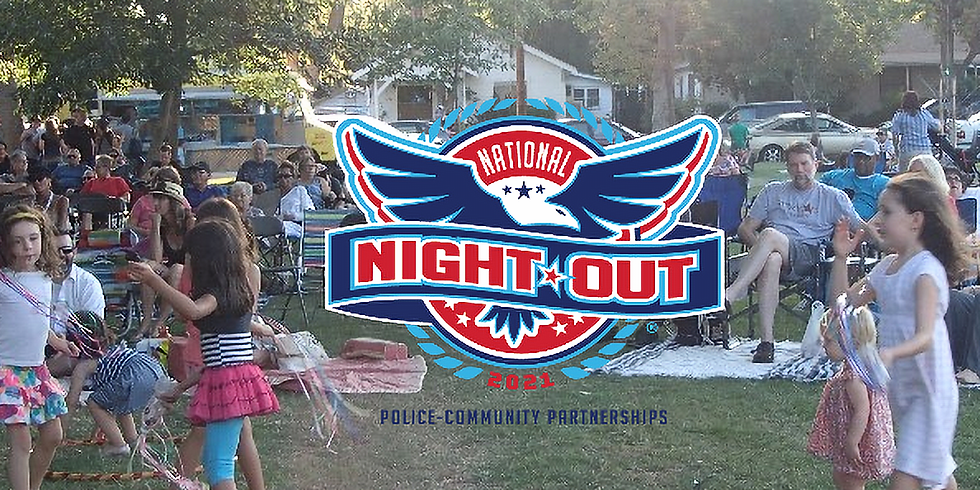 National Night Out in Colonial Heights