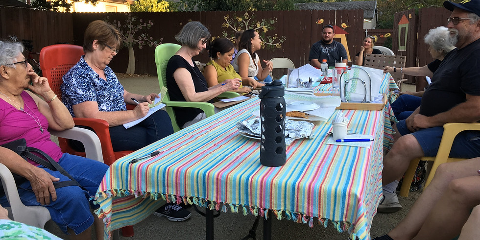 Colonial Heights Neighborhood Association Meeting