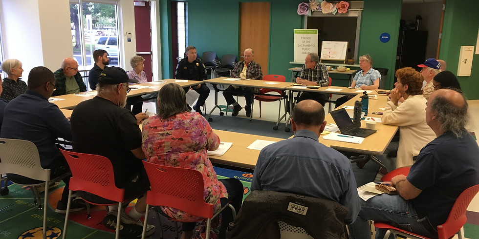 CHNA Monthly Meeting - April 2021