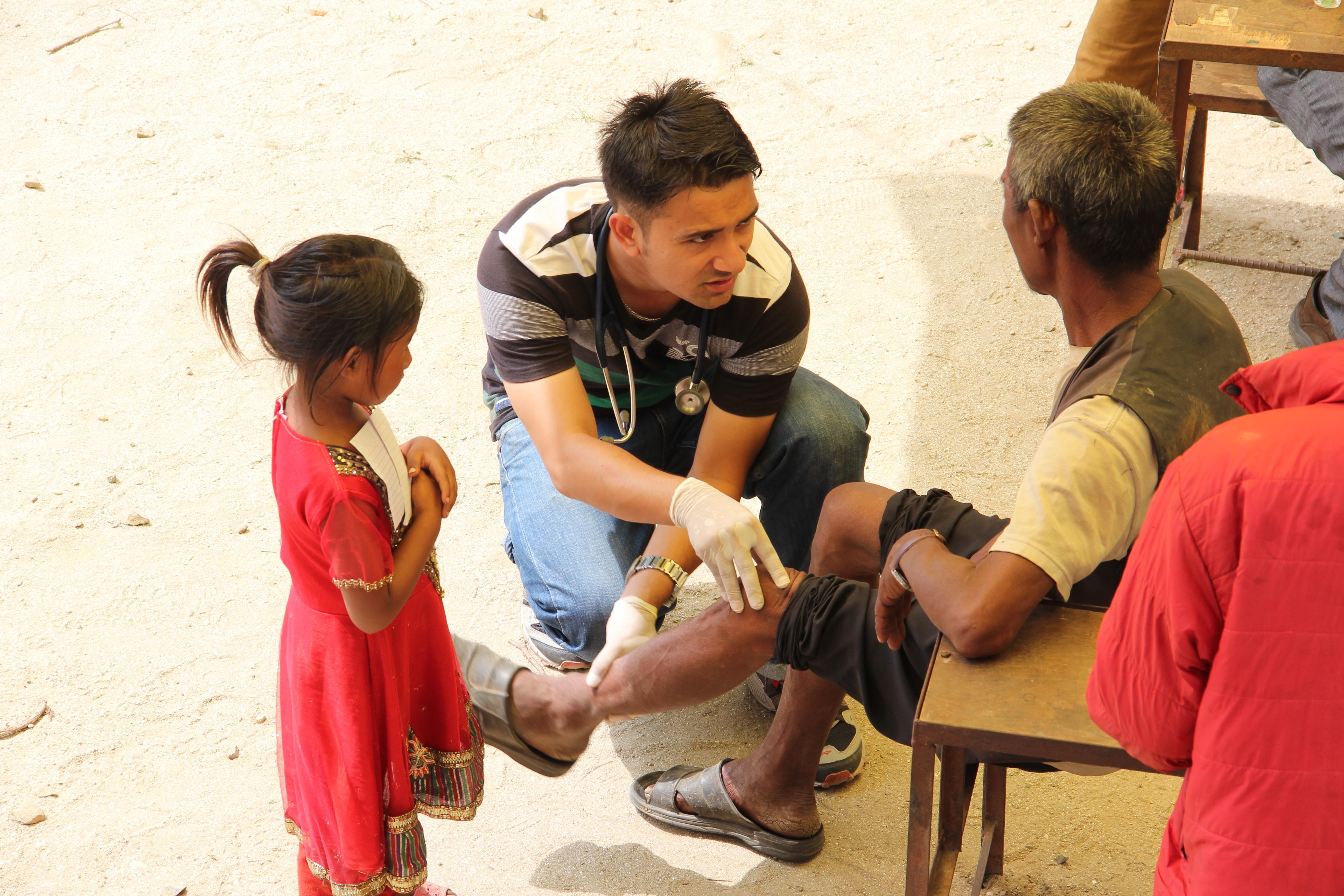Refugee Health Camps