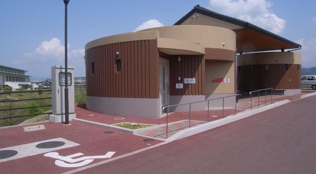 都市公園 トイレ新設