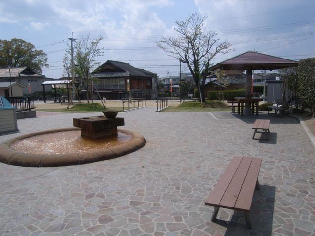 船小屋公園整備