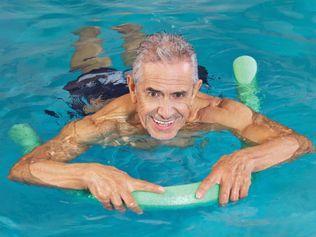 Mobile Equipment and Aquatic Therapy: Going Hand in Hand with Getting You On Your Feet