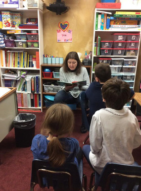 Reading To Our Students