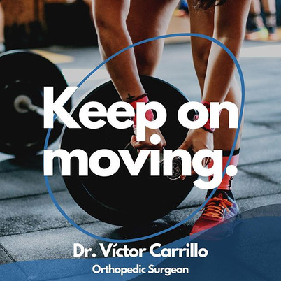 Keep on moving! ✅The best way to keep yo