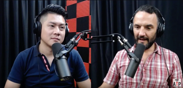 Asia Tech Podcast Interview