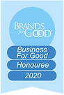 Honouree - Leadership For Good - BFG2020